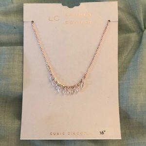 BRAND NEW Lauren Conrad necklace